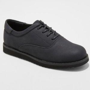 NWT (5) Big Boys Black Dress Shoes